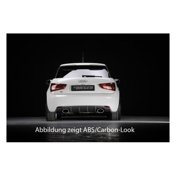 Rieger Achteraanzet Audi A1 8X 2010- Duplex