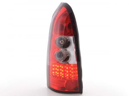 Achterlichten Opel Astra G Caravan LED rood