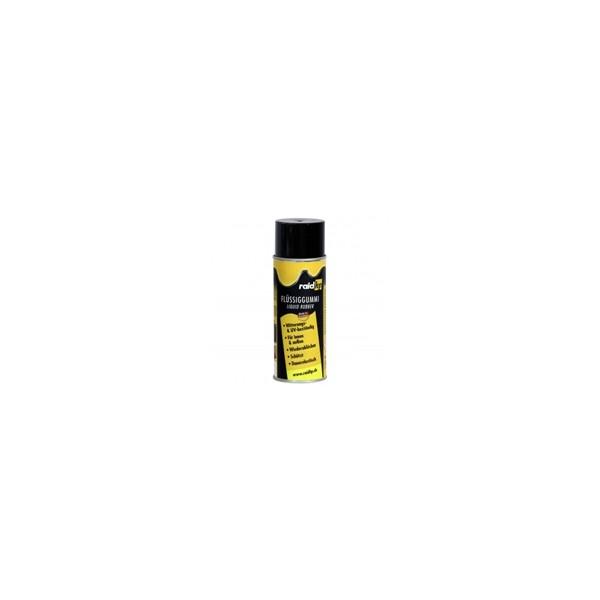 Rubberspray Raid HP rubber spray Mat Zwart 400ml