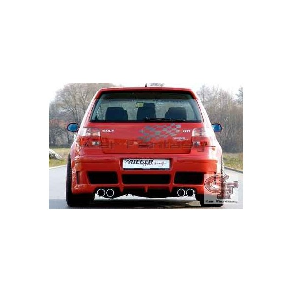 Achterbumper VW Golf IV RS four style