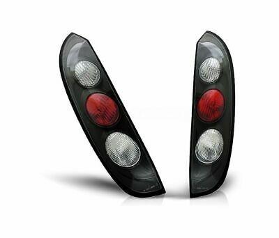 Achterlichten Opel Corsa C 3 deurs, lexus zwart