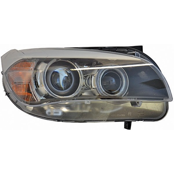 BIXENONKoplamp. rechts BMW X1 E84 09->> VALEO D1S+MOTOR+TAGFAHRL