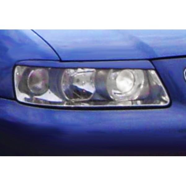 Koplampspoilers Audi A3 8l