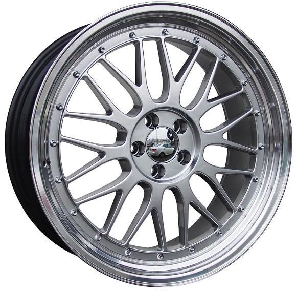 Lenso B9 85x20 Inch Le Mans Wheels