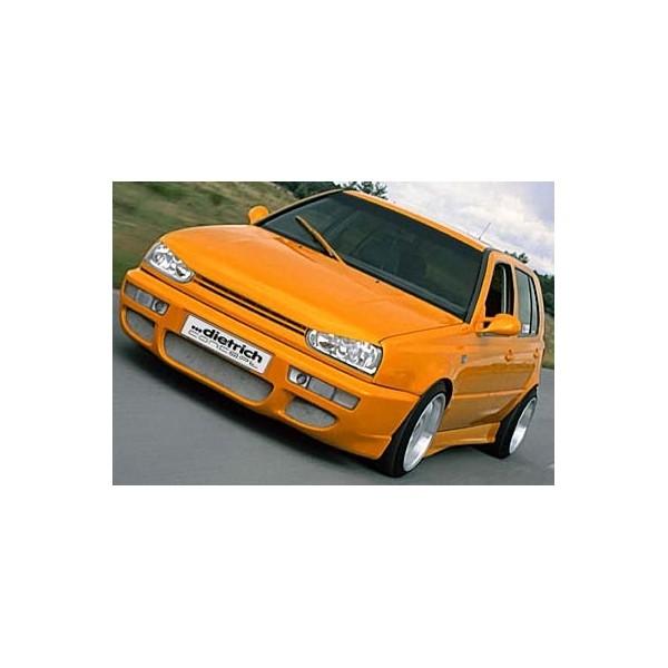 Voorbumper VW Golf III RS style