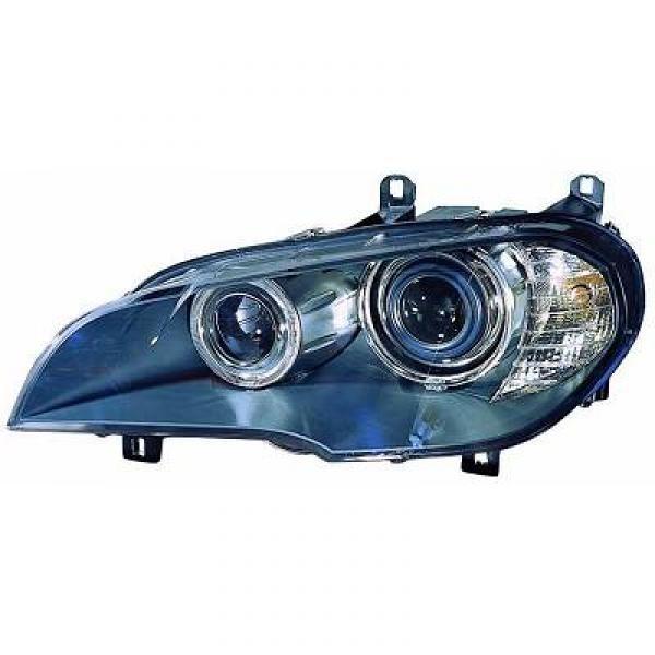 XENON Koplamp links BMW X5 07->> D1S+H8
