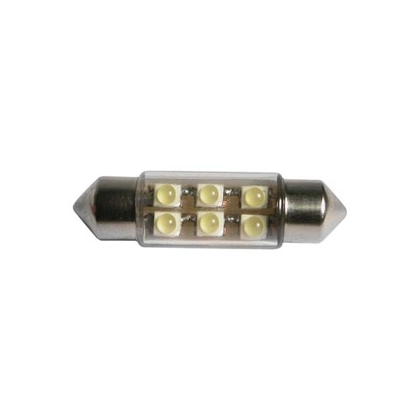 37mm 6 SMD LED wit