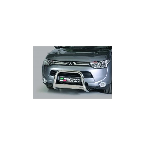 Pushbar Mitsubishi Outlander 2013- CE-keur Medium bar