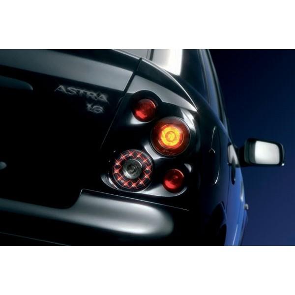 Achterlichten Opel Astra G Led 3d
