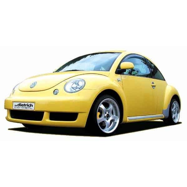 Voorbumper VW new Beetle cup-style