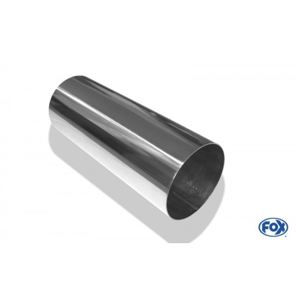 Uitlaatsierstuk Type 10 114 mm diameter 300 mm lengte