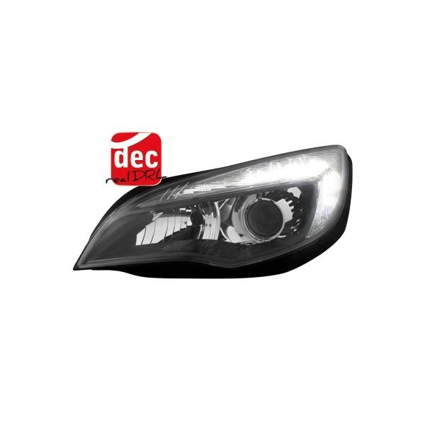 Koplampen Opel Astra J Led Dagrijverlichting