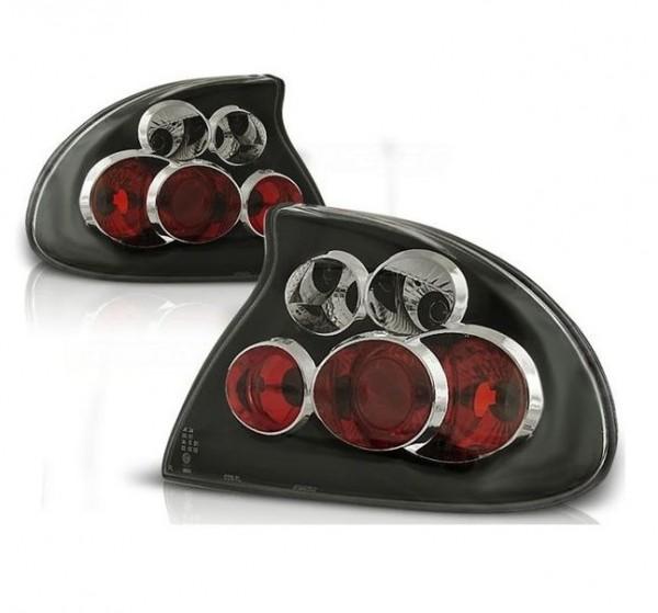 Achterlichten Opel Tigra lexus zwart