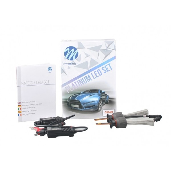 LED Conversie Kits H7 Osram Platinum 5700K 5200lm