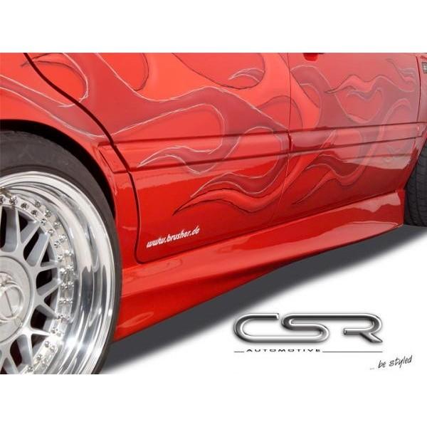 Zijskirts VW Golf III GT3 XX-line