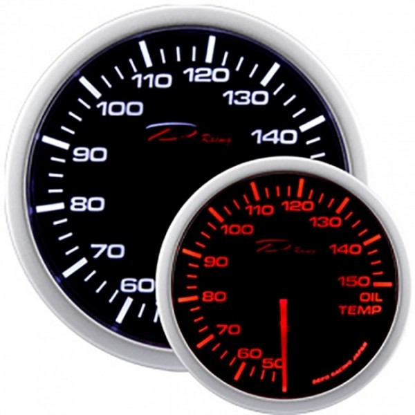 Depo Racing olietemperatuur meter WA-Series Instrument