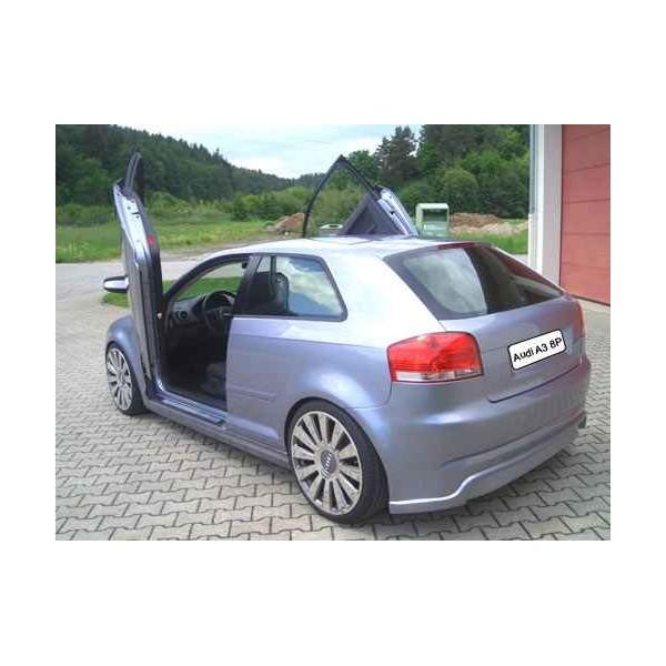Achterbumper Audi A3 8P GT 5 IN-Tuning