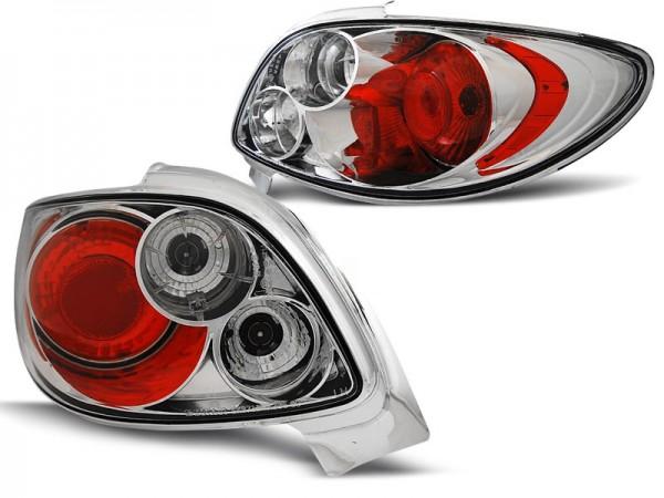 Achterlichten Peugeot 206 cc Lexus look