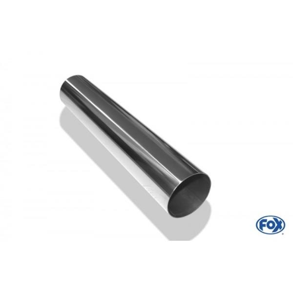 Uitlaatsierstuk Type 10 76 mm diameter 400 mm lengte
