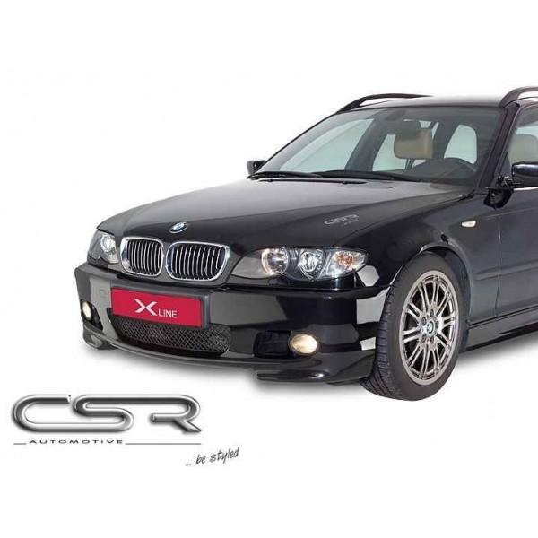 Voorbumper BMW E46 Sedan/Touring CSR X-Line
