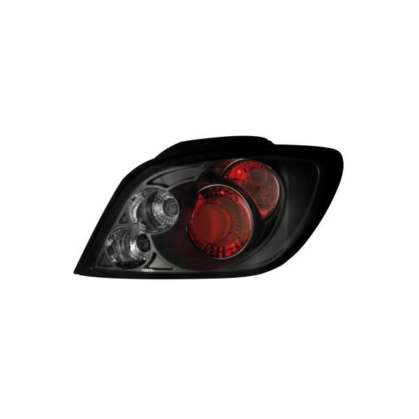 Achterlichten Peugeot 307 Lexus look zwart
