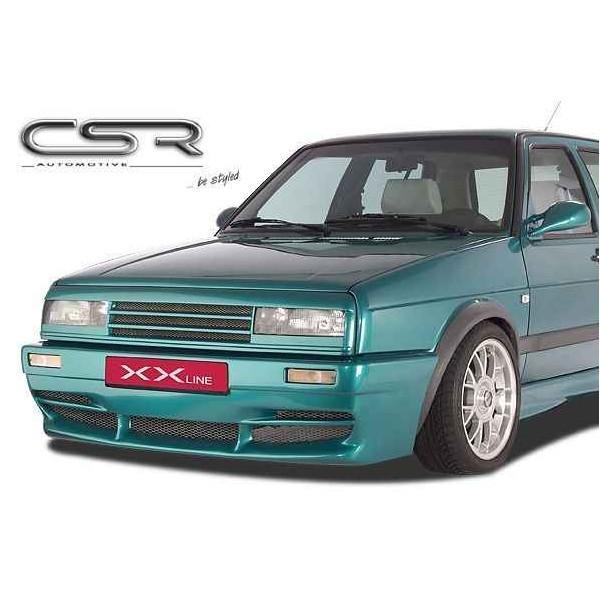 Voorbumper VW Golf II/Jetta 2 XX-Lin