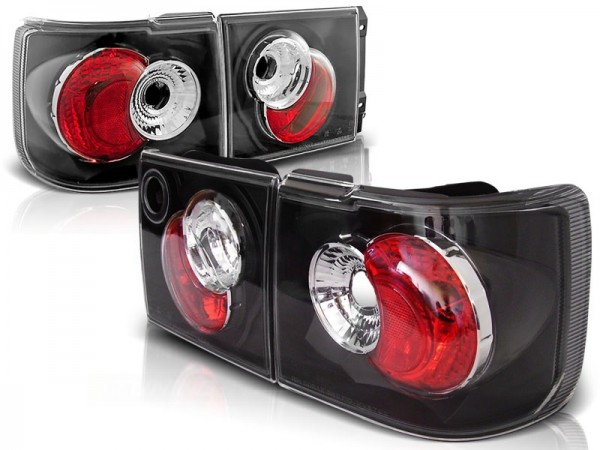 Achterlichten VW Vento lexus zwart