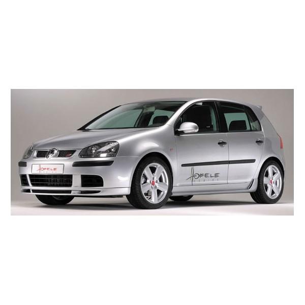 Voorbumper VW Golf V Hofele edition