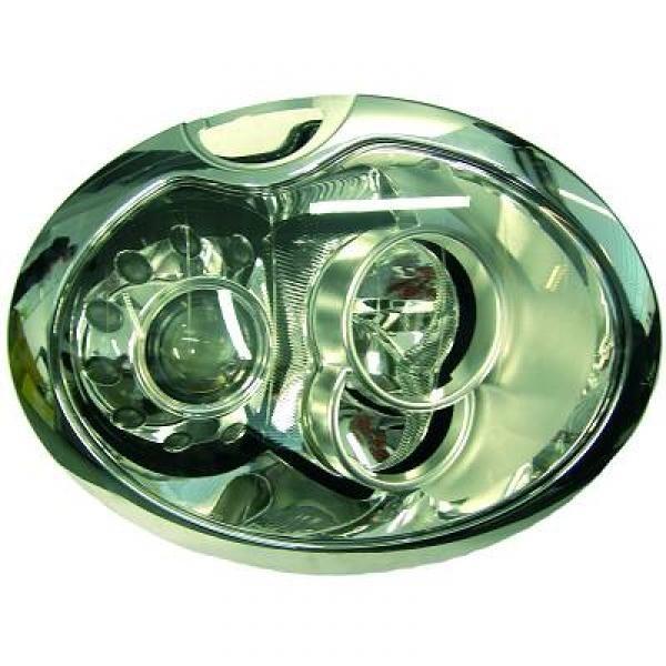 XENONKoplamp links MINI R50. 04-06 BOSCH