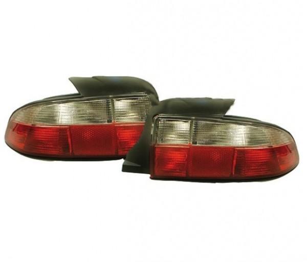 Achterlichten BMW Z3 rood/wit