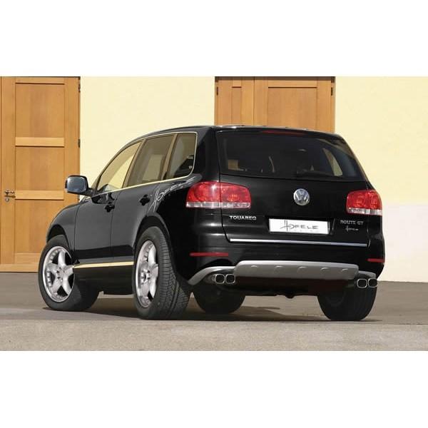 Achteraanzet VW Touareg
