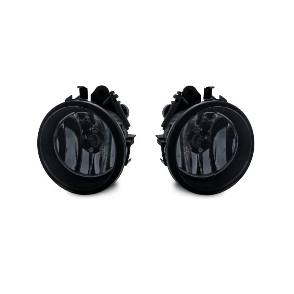 Mistlampen set Smoke voor BMW X1 (F48) Bouwjaar 15-