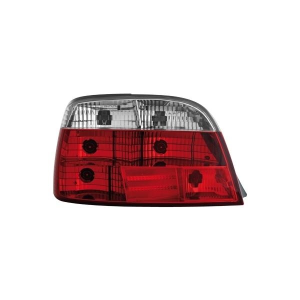 Achterlichten BMW E38 Helder