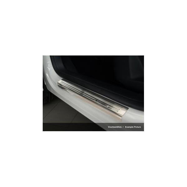 Instaplijsten VW Sharan 2010- RVS Exclusief