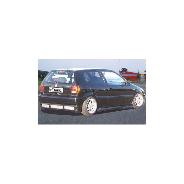 Achterbumper VW Polo 6N RS IN-Tuning
