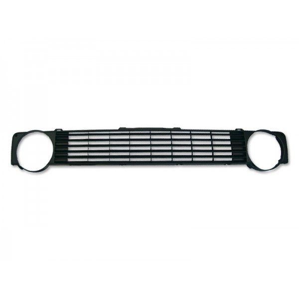 Grill VW Golf I zwart