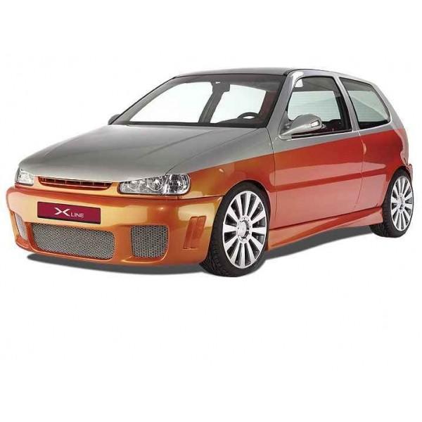 Voorbumper VW Polo 6N X-Line
