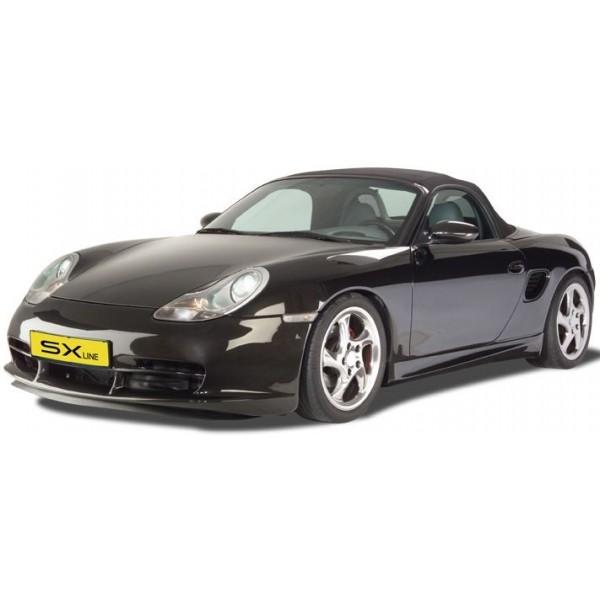 Voorbumper voor de Porsche 911 (996 tot bj.2003) SX-Line