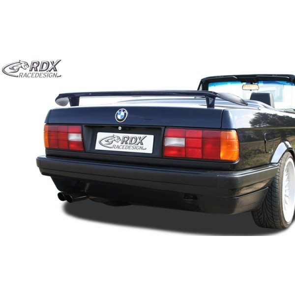 Achterspoiler BMW 3-Serie E30 excl. Touring PU