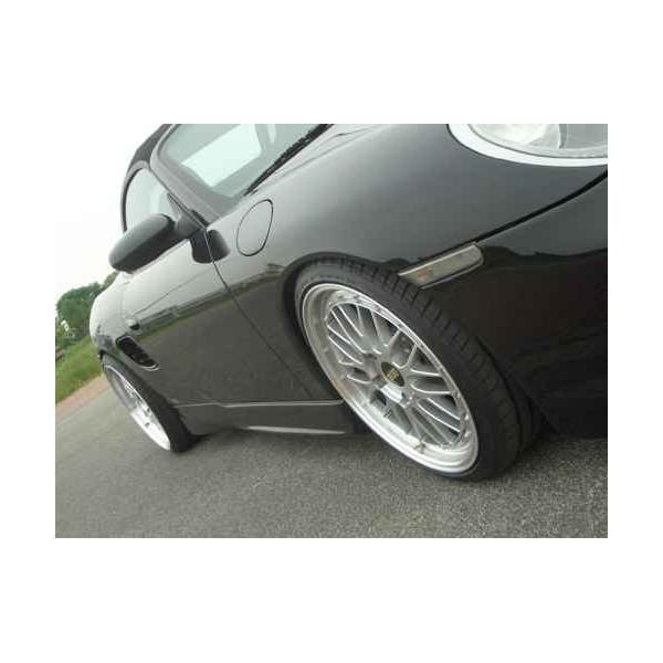 Zijskirts Porsche Boxster 986 Sport-tec