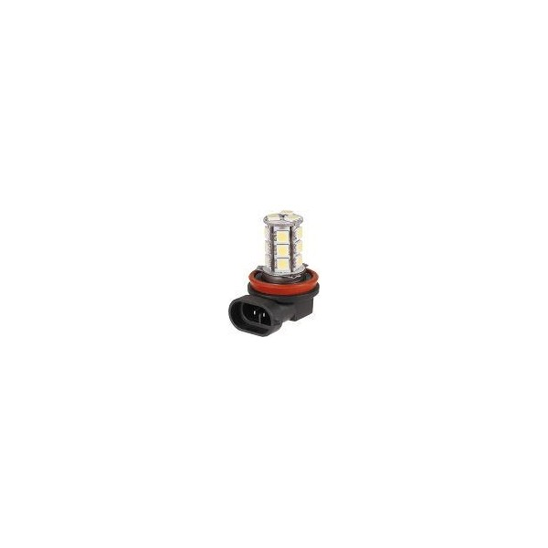 18 LED/SMD H11 lamp 12V