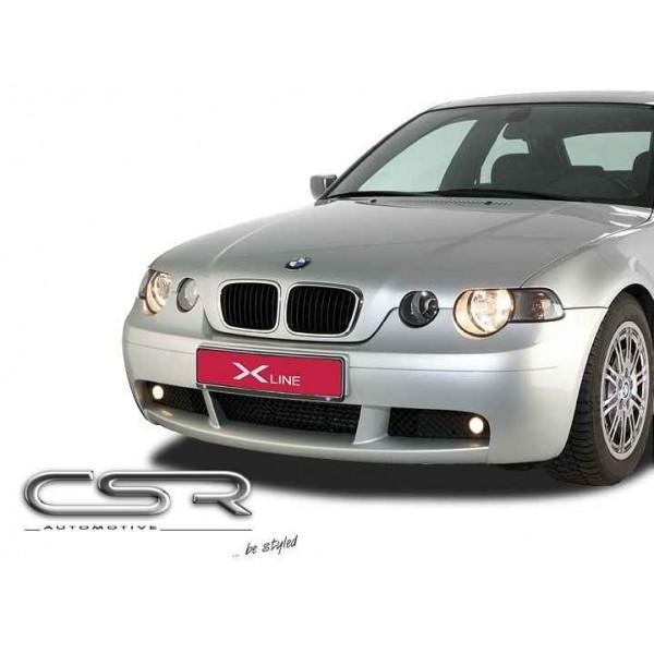 Voorbumper BMW E46 Compact CSR X-Line