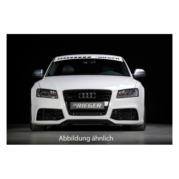 Voorbumper Audi A5 B8/B81 07-11 Rieger