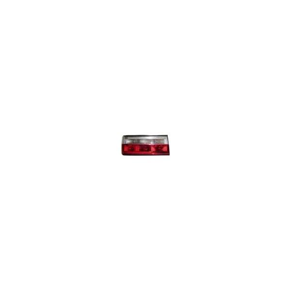 Achterlichten BMW E30 rood/wit