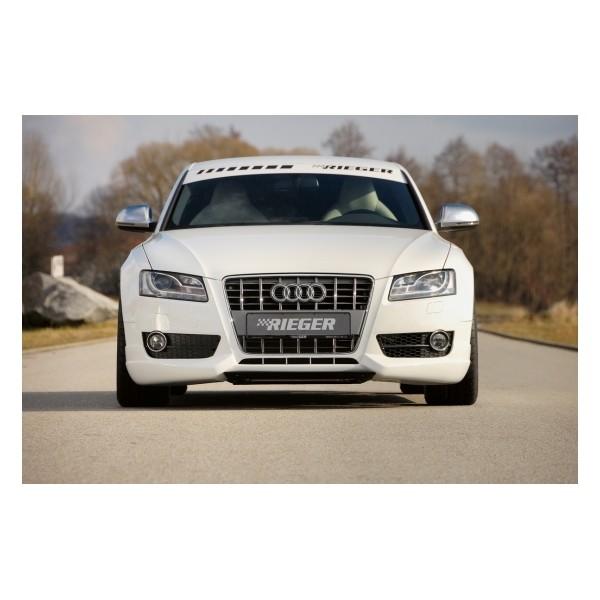 Spoilerlip Audi A5 B8/B81 07-11 Rieger