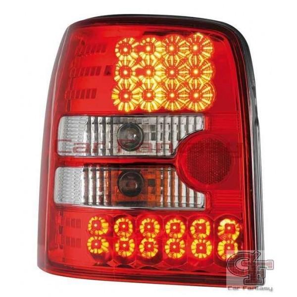 Achterlichten VW Passat 3B 97-00 variant LED rood