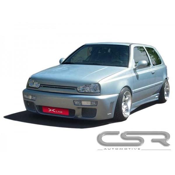 Voorbumper VW Golf III X-Line