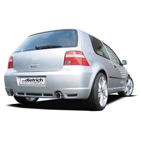 Achterbumper VW Golf IV R-Style