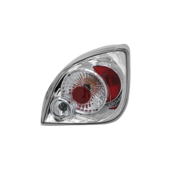 Achterlichten Ford Fiesta 96-02 lexus chroom
