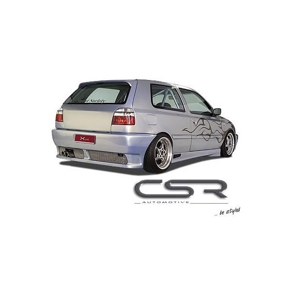 Achterbumper VW Golf III kent. X-Line